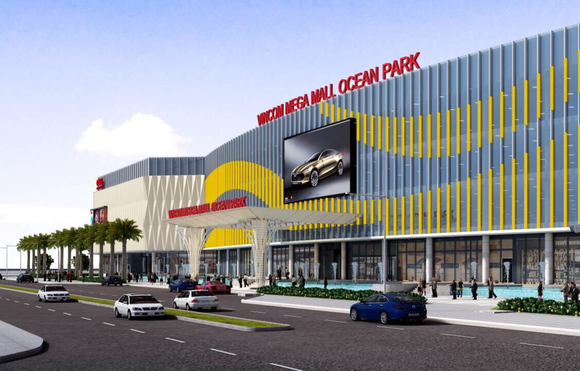 Vincom Mega Mall Ocean Park (Gia Lâm)
