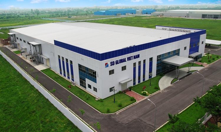 Nhà máy SD Global, KCBN Đại An, Hải Dương