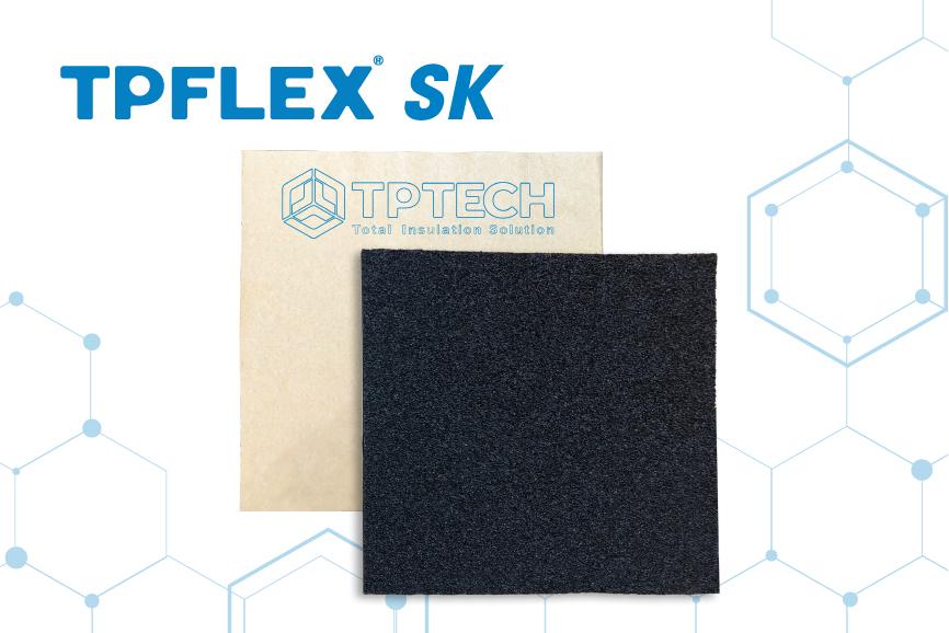 GIẢM ÂM ỐNG GIÓ TPFLEX SK – Giải pháp tiêu âm ống gió hiệu quả cho công trình của bạn